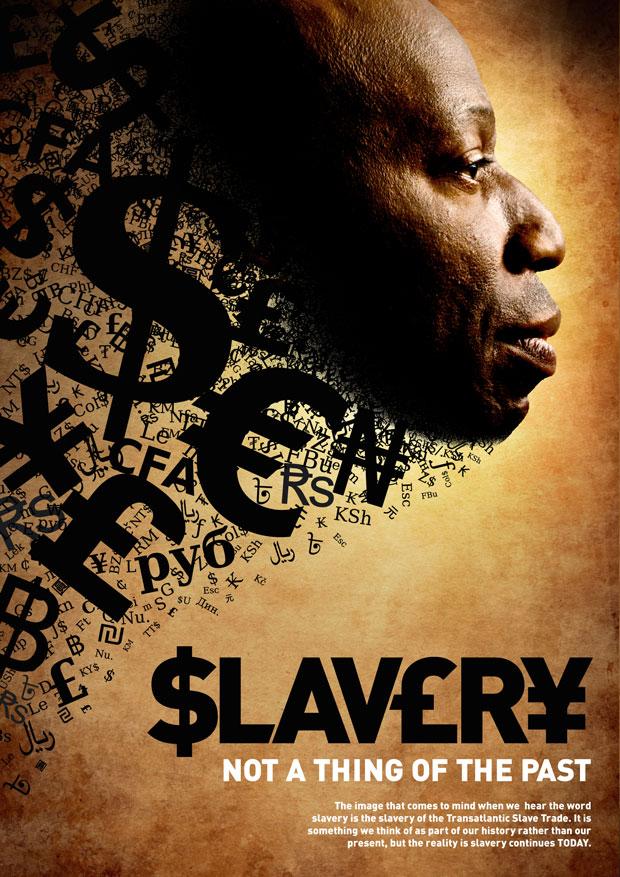 Slavery Awareness - 1