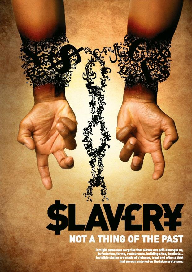 Slavery Awareness - 2