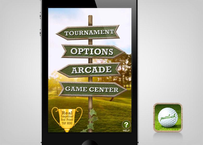 Puttluck iPhone App - 1