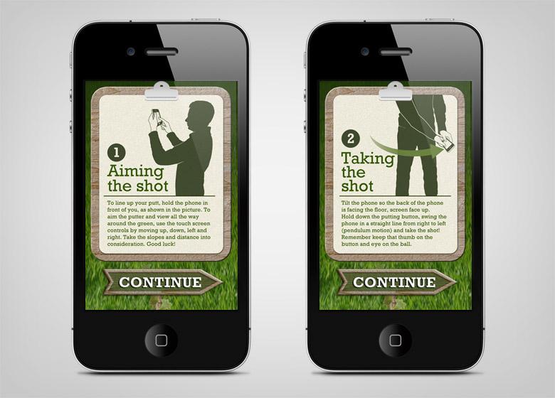 Puttluck iPhone App - 3