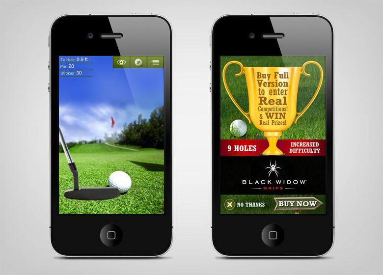 Puttluck iPhone App - 4