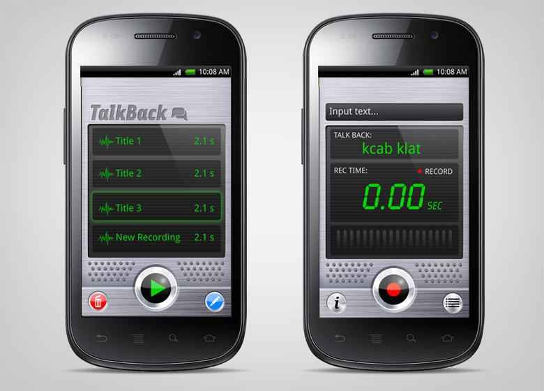 Talkback App - 2