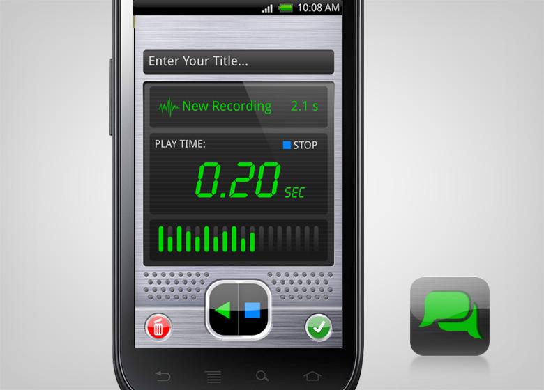 Talkback App - 1