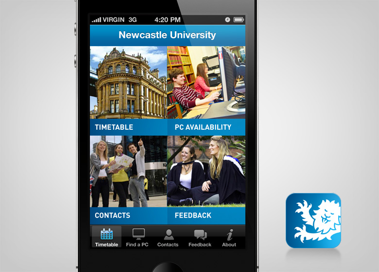 Newcastle University - 1