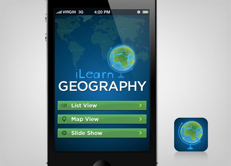 iLearn Geography - 1